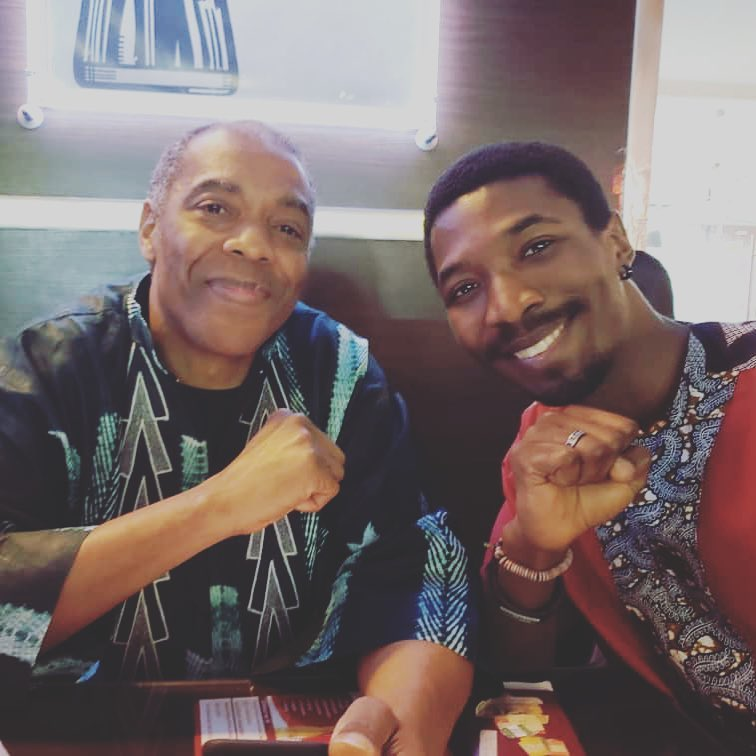 Photos: Looks Like Made, Femi Kuti's Son Grew Up Right In Front Of Everybody!