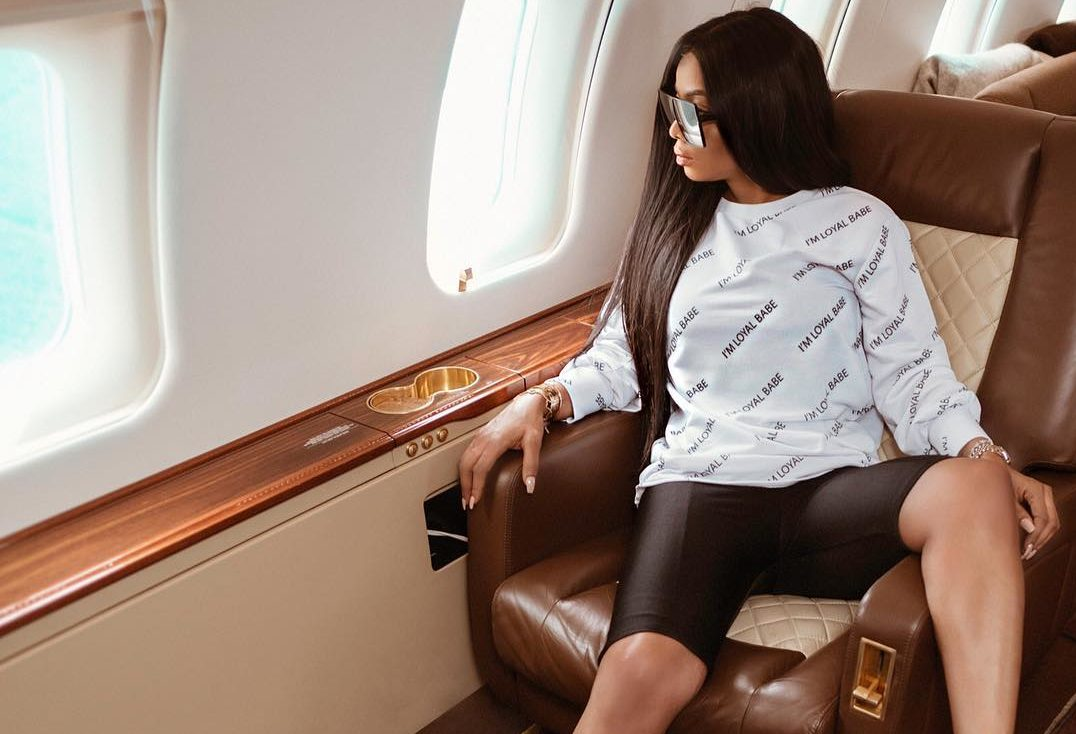 Baby Girl For Life:Ten Photos Of Toke Makinwa That Will Make Your Eyes Water!