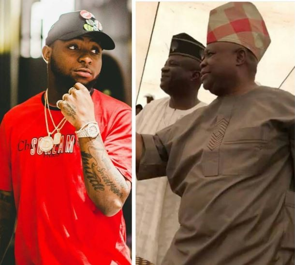 Davido Reacts As EFCC Allegedly Freezes Bank Accounts Belonging To The Adeleke Family