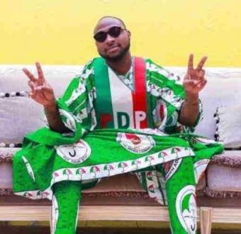 Angry Fan Threatens To Unfollow Davido On Instagram Following His Recent Political Activities