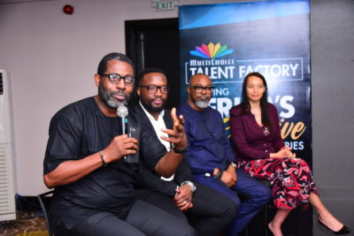 'Africa Must Tell Its Story Professionally Else Someone One Else Would Do It For Us' - Filmmaker Femi Odugbemi