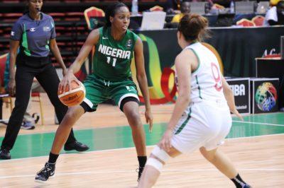 Nigeria's D'Tigress Beat Turkey In FIBA Women World Cup 2018