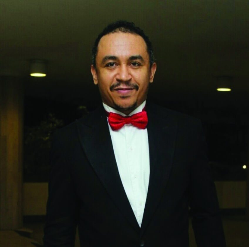 Daddy Freeze Backs Omoyele Sowore On His Proposed Cannabis Exportation If Voted As Nigeria's President