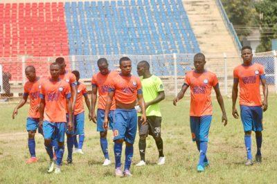 Super Eagles Player Shehu Abdullahi Gifts N200, 000 To Sokoto United Players Despite Loss To Kano Pillars