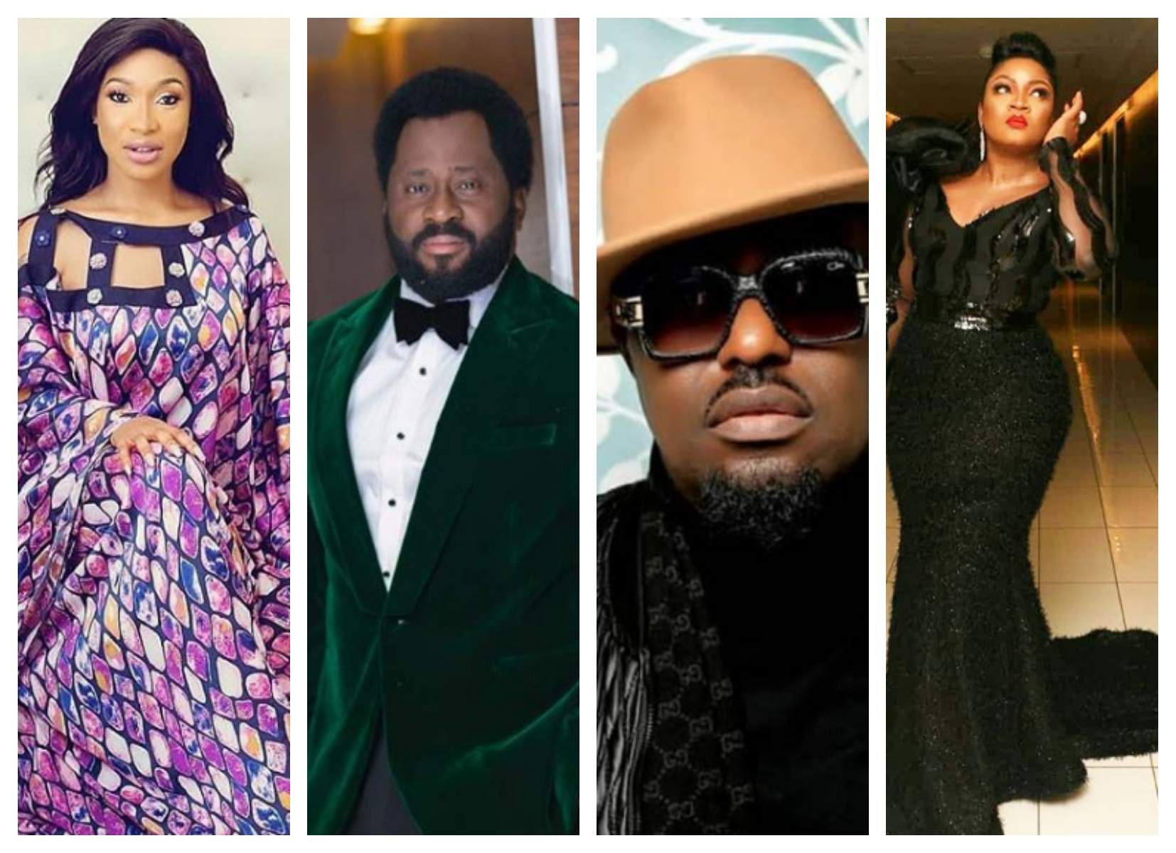 Here Are Some Of Your Favourite Nollywood Stars Who Once Tested Their Talents In Music Industry