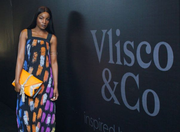 """All Eyes Were On Seyi Shay At The Vlisco """"Inspired By The Igbo"""" Event And It's Not Hard To See Why"""