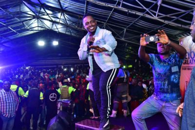 MI Abaga Delivers Thrilling Performance At Real Deal Experience In Jos