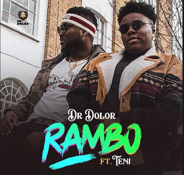 Watch The Visuals For 'Rambo' By Dr Dolor Ft Teni Entertainer