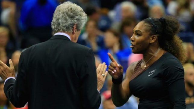 Tennis Umpires Said To Be Considering Boycotting Serena Williams Matches