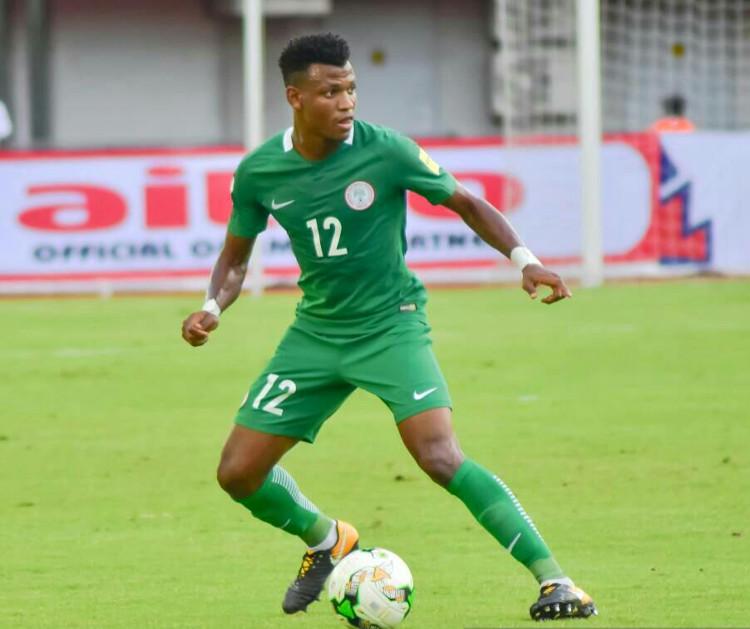 Super Eagles Right Back Abdullahi Shehu Pledges N100, 000 Per Goal To Sokoto United