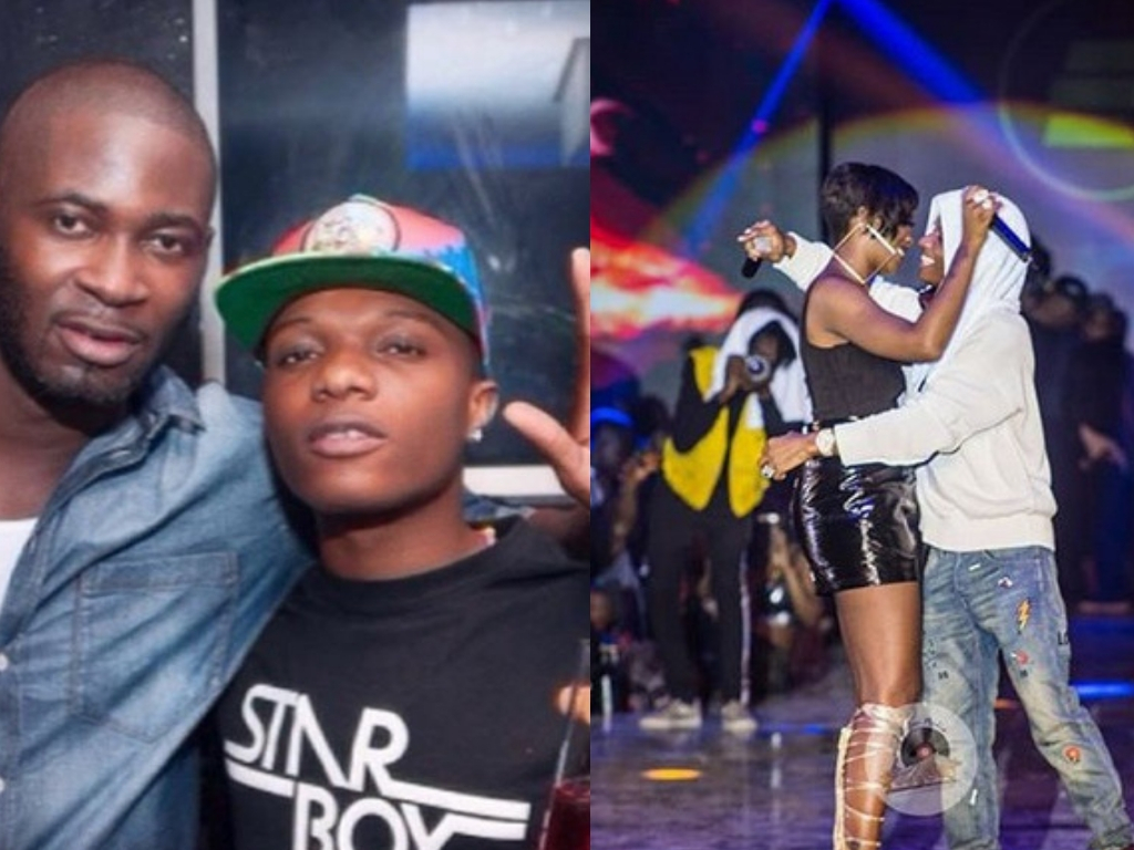 "TeeBillz Comes To Tiwa Savage's Defence Over Wizkid Dating Rumours, Calls Him ""Lil Bro"""