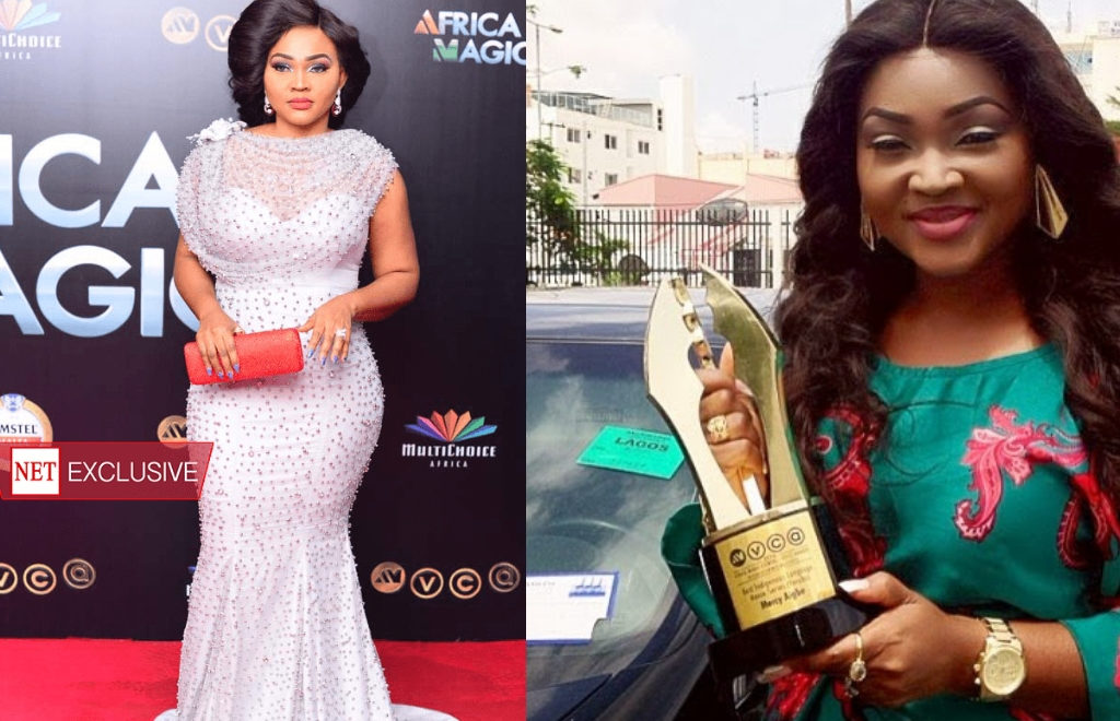 Exclusive: The Origin Of Mercy Aigbe's Two Year Feud With The AMVCA