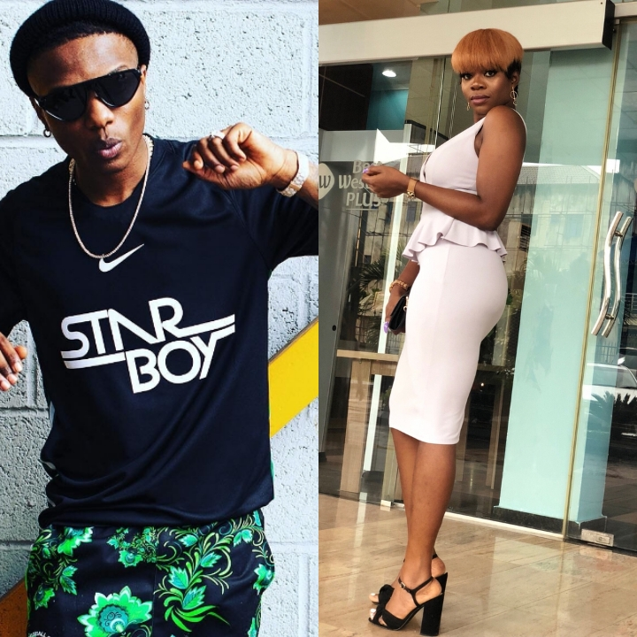 Wizkid's First Baby Mama Shola Ogudu Spills Messy Details About His Deadbeat Ways