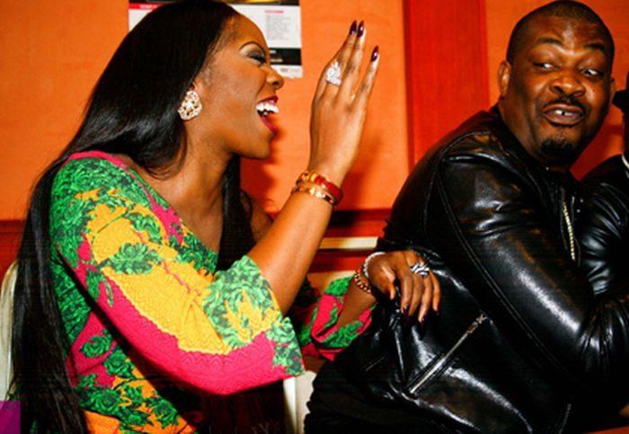 """""""I Still Get Nervous Around Him"""" - Tiwa Savage Speaks About Don Jazzy"""