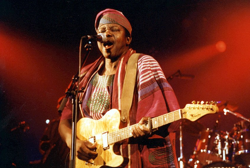 5 Things You Should Know About The Legendary King Sunny Ade As He Clocks 72 Years Today
