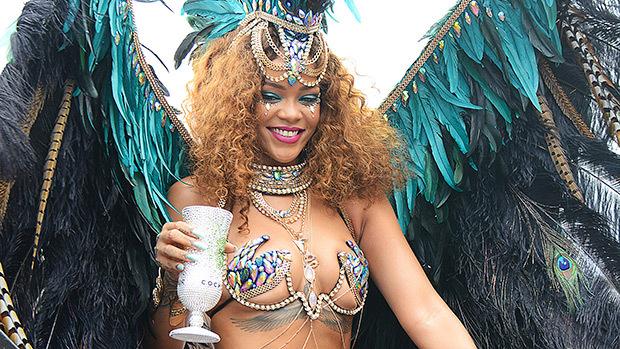Rihanna Made Ambassador For Her Native Barbados