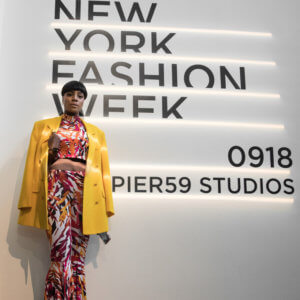Style Focus: Seyi Shay Showed Up & Showed Out At New York Fashion Week