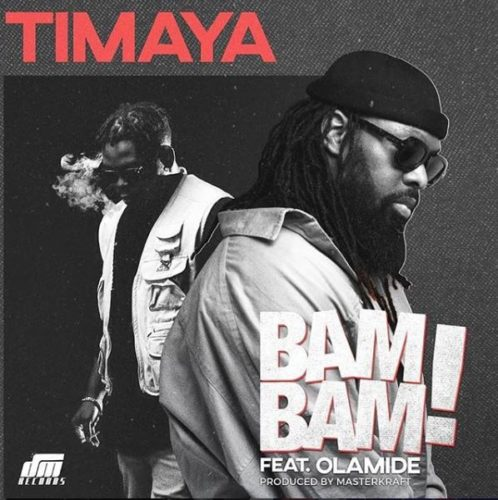 Timaya Rocks New Hairstyle As He Teams Up With Olamide For His New Song 'Bam Bam'