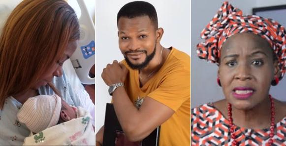 "Nollywood Actor Uche Maduagwu Calls Kemi Olunoyo An ""Idiot"" For Mocking Linda Ikeji"