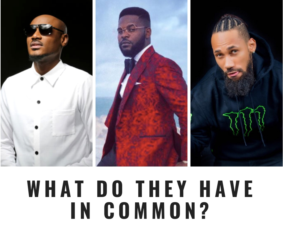 Five Things 2Baba And Falz Have In Common With Phyno