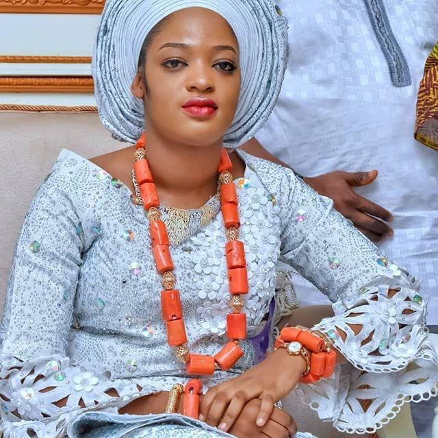 Olori Shilekunola Moronke Ogunwusi Holds First Prayer Session In The Palace