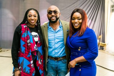 Banky W, Falz, Ebuka, Bisola Join 3,000 Young Nigerians On #VoteYourFuture Campaign