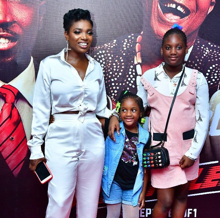 See Red Carpet Photos From 2Baba's 'Buckwyld n Breathless: Power of 1' Concert In Lagos