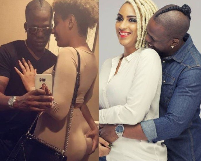 Juliet Ibrahim And Ex- boo, Iceberg Slim Fight Dirty On Instagram