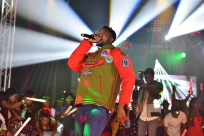 Kizz Daniel, DJ Jimmy Jatt, DJ Neptune, DJ Sose - Here's Everything You Missed Out On At The Heineken Live Your Music Party