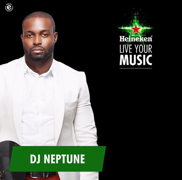 #LiveYourMusic: DJ Neptune Has Revealed 5 Songs He'll Be Playing At The #HeinekenLFW18 After Party