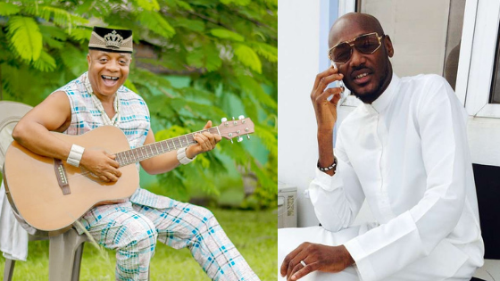 """Highlife Legend Bright Chimezie Joins 2Baba At """"Buckwyld n Breathless: Power Of 1"""""""