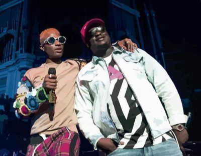 Blood Forever: Wizkid Celebrates Wande Coal At 33