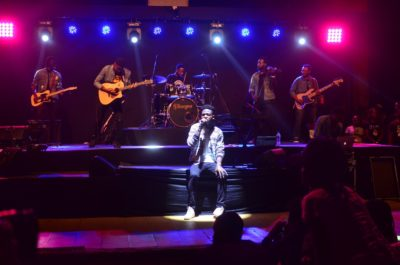 From A Room To The Park: How Johnny Drille Shut Down His First Headline Concert in Lagos