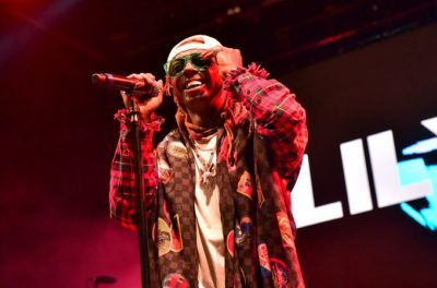 """Keep My Name Out Your Mouth"" - Lil Wayne Issues Strict Warning To NBA Reporter"