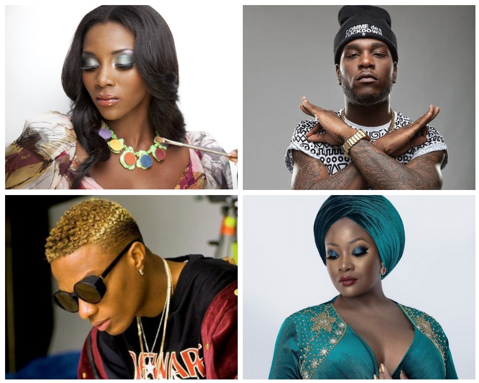 6 Nigerian Celebrities Who Own Thriving Merchandise Lines