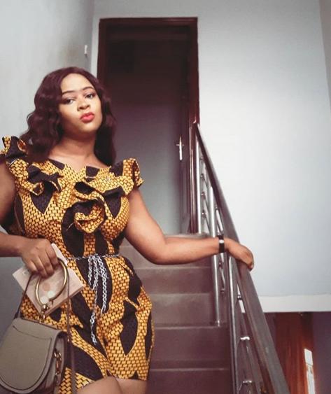 Photos: Meet Oluwaseyi Phebian, The Sibling Of Olori Prophetess Shilekunola, Queen of Ife