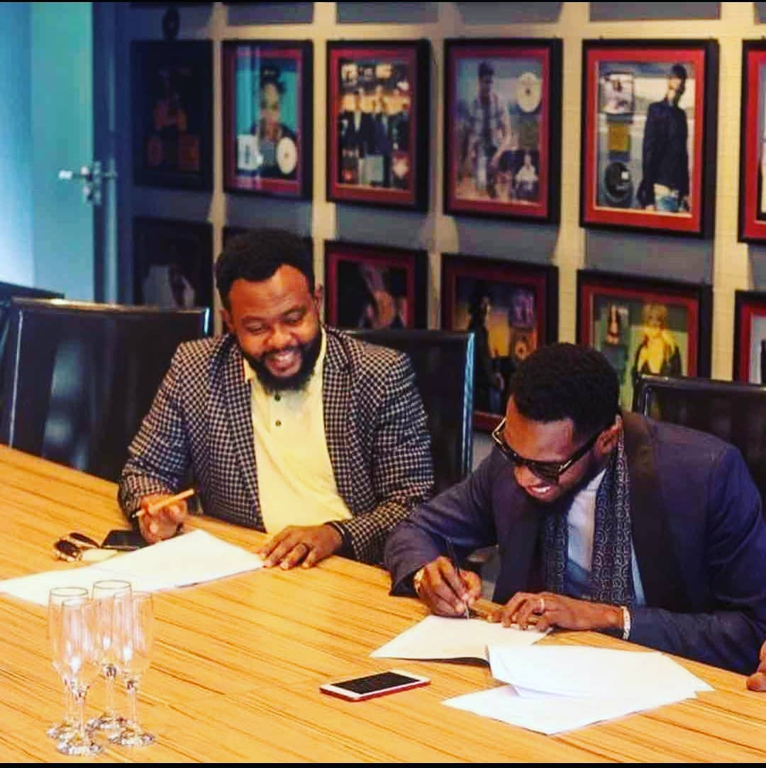 D'Banj Inks Fresh Deal With Sony Music Africa