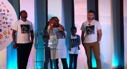 """Let Us All Be Kind"" - Funke Bucknor Speaks At Tosyn's Service of Songs"