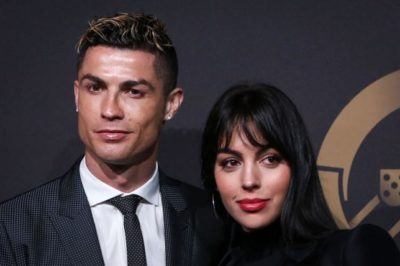 Cristiano Ronaldo Proposes To His Girlfriend And Baby Mama Georgina Rodriguez