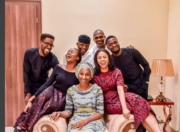 Nigeria's Vice President, Yemi Osinbajo And Wife, Dolapo Celebrate 29th Wedding Anniversary