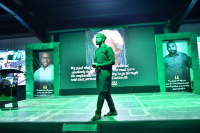 Photos From MDP Convention Where Banky W Officially Announced His Candidacy