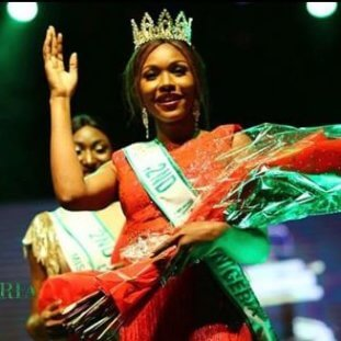 The 42nd Miss Nigeria Is Chidinma Aaron Leilani!