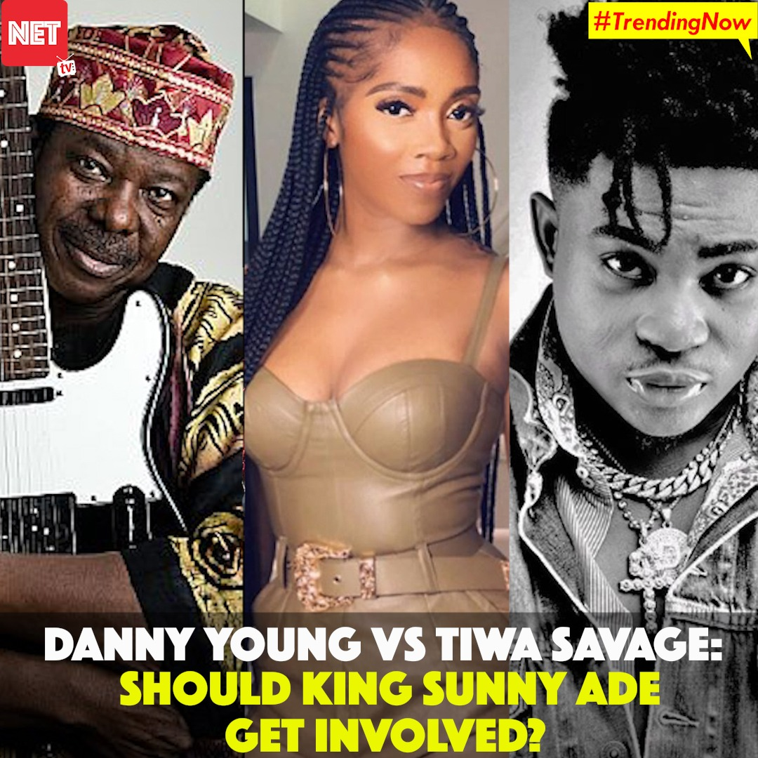 Listen To King Sunny Ade's 1987 Song That Danny Young Is Fighting Tiwa Savage Over