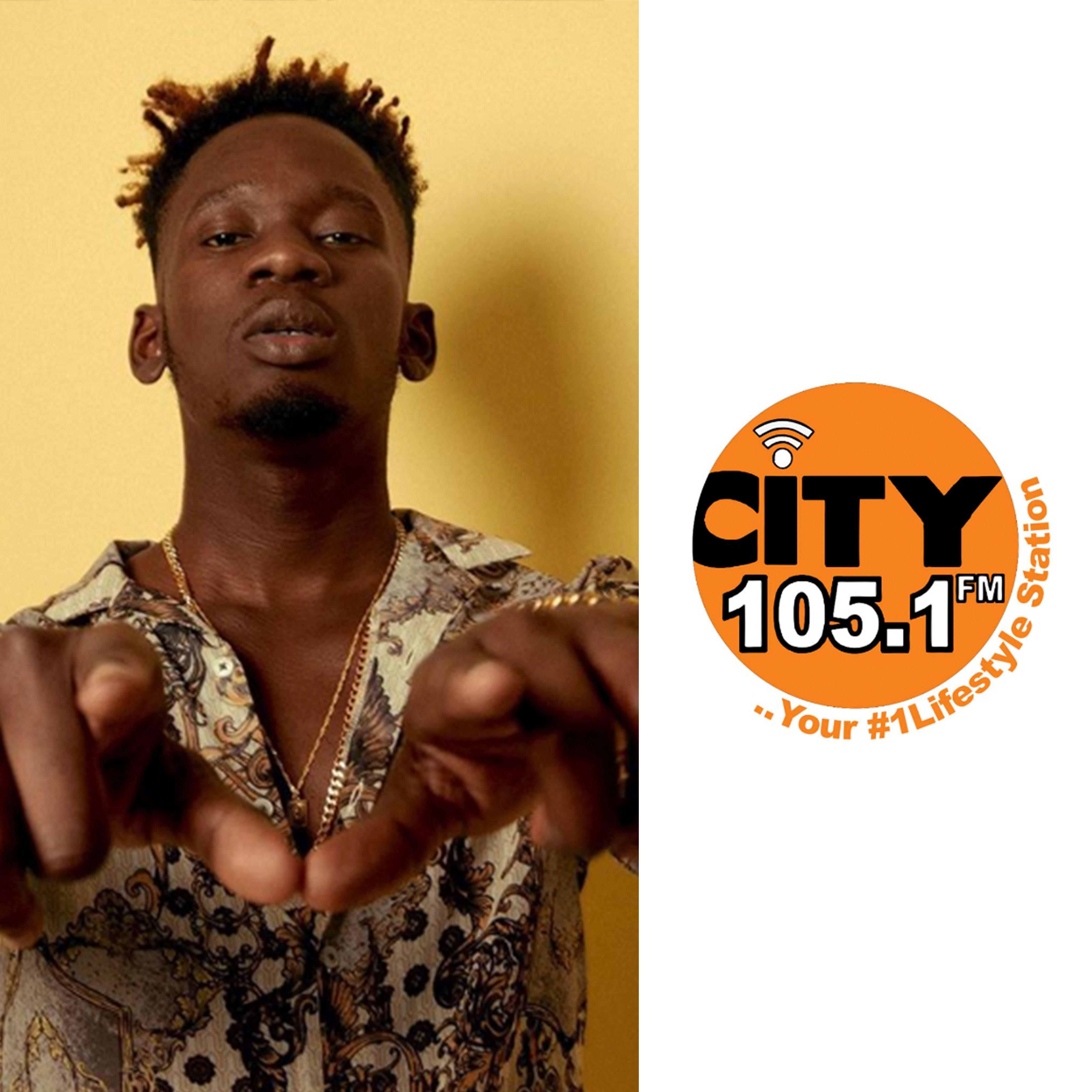 ICYMI: Mr Eazi And City FM Engaged In A Mild Twitter Exchange