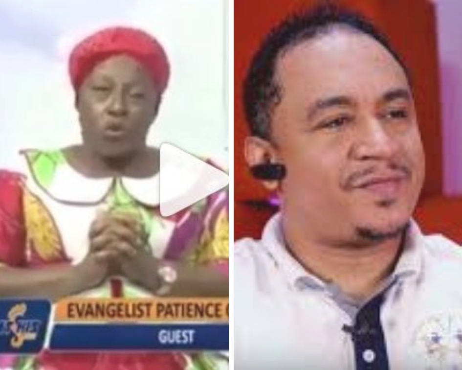 Daddy Freeze Counters Patience Ozokwor With  Open Letter After Revealing The Reason She Doesn't Wear Wigs