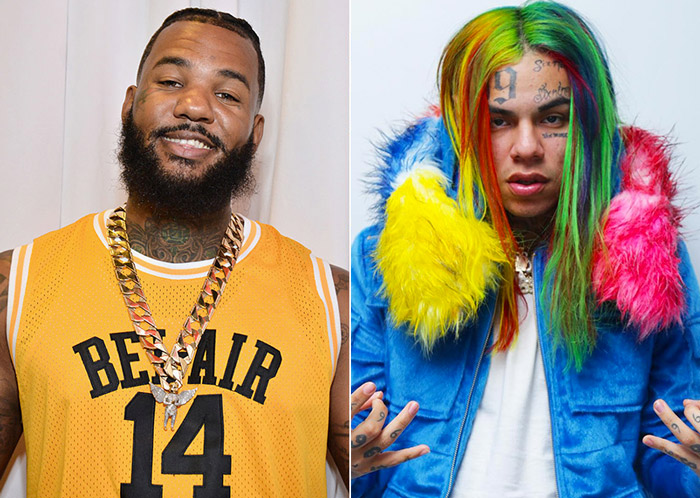 The Game Uses Tekashi 6ix9ine's Legal Travails As A Lesson For New Artistes
