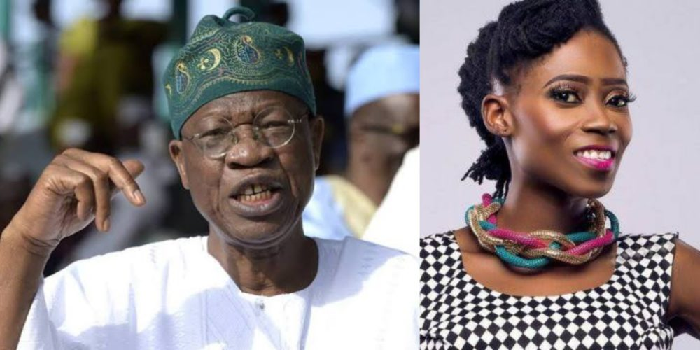 Minister Of Information, Lai Mohammed Reacts To Tosyn Bucknor's Death