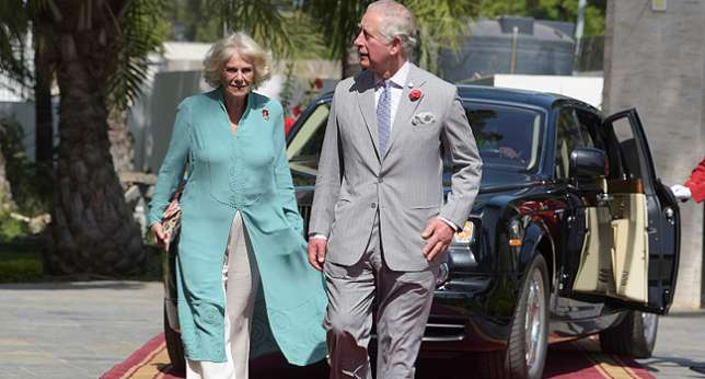 #TrendingNow: Prince Charles And His Wife, Camilla, Arrive Nigeria For Three Day Visit