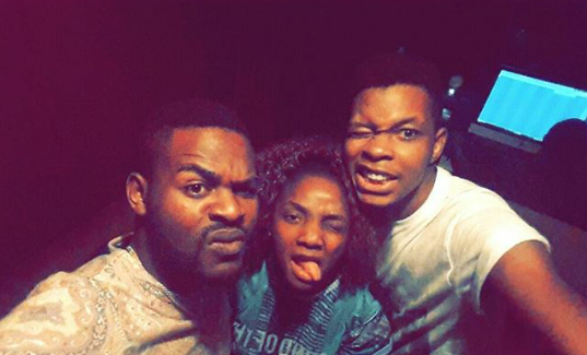 #TosynLivesOn: Falz, Simi, Moelogo and Sess Premiere Their Tosyn Bucknor Tribute Song