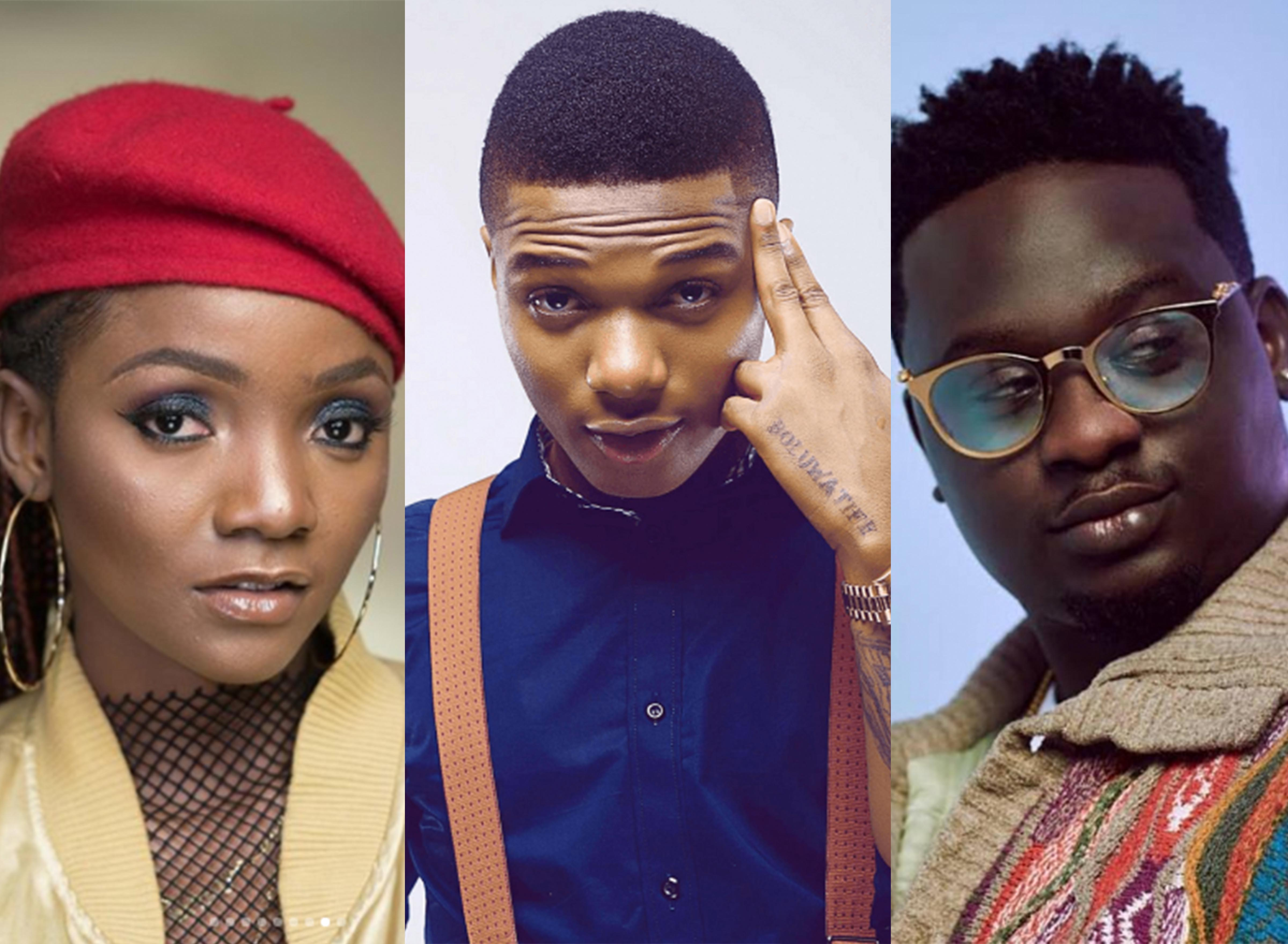 Wizkid Made a Surprise Appearance at Simi and Wande Coal's Respective London Concerts
